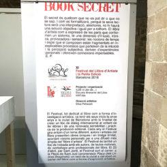 Exposición Book Secret