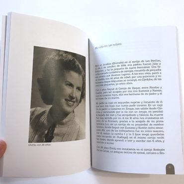 Libro Gloria
