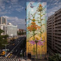 Outgrowing en Taiwan, de Mona Caron